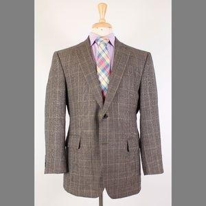 Jos. A. Bank 40S Brown Sport Coat Y493
